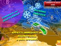 Meteo: NUOVI DATI e CONFERME, Atlantico più FREDDO, Corrente del Golfo DOWN, CONSEGUENZE IMMEDIATE su ITALIA