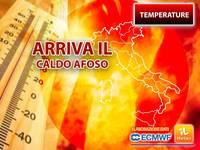 Meteo: arriva il PRIMO VERO CALDO e sarà anche AFOSO come in PIENA ESTATE. La data è IMMINENTE! I DETTAGLI