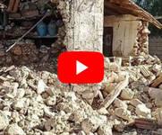 TERREMOTO GRECIA: violenta SCOSSA di MAGNITUDO 6.1, CASE DISTRUTTE a CRETA. Ci sono VTTIME e FERITI. Il VIDEO
