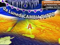 Meteo >> WEEKEND, Sabato e Domenica SUPER-CALDO, ma poi CAMBIA TUTTO. Ecco QUANDO e DOVE