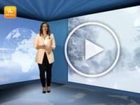 METEO DIRETTA VIDEO URGENTE: Marianna vi spiega dove colpirà il GELO con NEVE Sabato 23