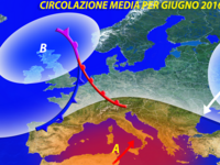 Meteo ITALIA, TENDENZA esclusiva mese di GIUGNO, caldo AFRICANO alla RISCOSSA?