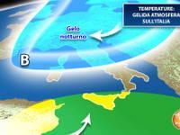 Meteo: TEMPERATURE, l'atmosfera è già GELIDA. Valori sotto lo zero su molte regioni. Ecco per quanto tempo