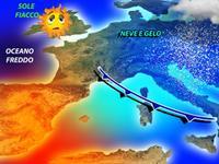 METEO / Inverno di NEVE e Gelo, o Nebbia e secco? Ultimi aggiornamenti...