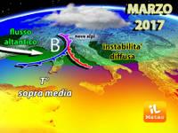 Meteo: FEBBRAIO gelido, Marzo con SUPER anticiclone?
