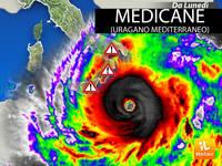 Meteo: NUOVA SETTIMANA, da Lunedì Italia Colpita da un Insidioso URAGANO MEDITERRANEO. Le Conseguenze