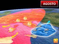 Meteo: FINE ESTATE, che tempo farà ad Agosto? Ecco l'Ultimo Aggiornamento con le Previsioni fino a Settembre