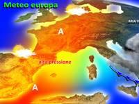 Meteo » è arrivato l'autunno sull'EUROPA, tra nebbia, alta pressione e incursioni gelide