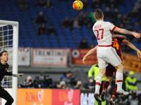 All'andata a Roma finì 1-1