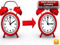 Meteo > ORA LEGALE, è GUERRA TOTALE sull'ABOLIZIONE. Ecco cosa accadrà il PROSSIMO 31 Marzo