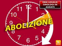 Meteo > ORA LEGALE, OROLOGI avanti tra POCHI GIORNI, ma CAMBIA TUTTO anche in Italia...Ecco QUANDO