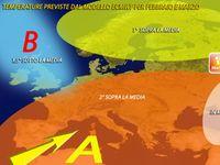 METEO ~ previsioni stagionali Primavera 2016. ECMWF dice che sarà calda!