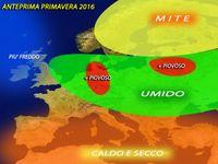 METEO ~ in arrivo PRIMAVERA CALDA, sentenza ECMWF, ecco le previsioni!