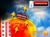 Meteo: TEMPERATURE, il VERO CALDO Snobba ancora l'ITALIA, ma ora SVELIAMO QUANDO arriverà per DAVVERO