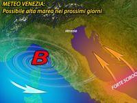Meteo: ITALIA, acqua ALTA in ARRIVO nelle PROSSIME ore a VENEZIA. Le PREVISIONI ESCLUSIVE [MAPPE]