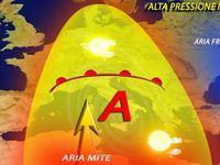 Meteo ITALIA - alta PRESSIONE in arrivo dal 20 FEBBRAIO. Tanto SOLE e PRIMAVERA al Centro-Sud
