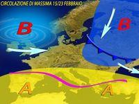 METEO » l'Inverno tornerà a fine mese e primi giorni di Marzo? Analisi e Previsioni per l'Italia