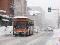 METEO: Burian BIS, Lunedì arriva la NEVE al Nordest, 8cm tra Modena e Bologna, blizzard in Veneto