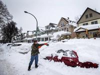 STATI UNITI, dopo la neve ora Buffalo rischia inondazioni