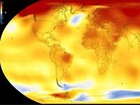 Meteo: gli ULTIMI 5 ANNI sono stati i più CALDI di sempre secondo il NOOA. Ecco il VIDEO spettacolare della NASA