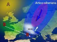 Meteo: raffica di irruzioni siberiane da Capodanno e Befana, INVERNO artico, NEVE e GELO come nel 1985?