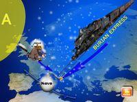 METEO: CAPODANNO ed EPIFANIA (befana) con Burian express, gelo e neve in ITALIA