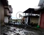 Meteo cronaca diretta VIDEO: ALLUVIONE in Sicilia, caos a Catania, gente su TETTI. E arriva altra pioggia