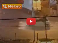 Meteo Cronaca Diretta: CATANIA, improvviso Nubifragio manda sott'acqua la città. Il video