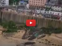 Meteo Cronaca DIRETTA: CINA, drammatica ALLUVIONE si abbatte sulla città di TONGREN. Il VIDEO