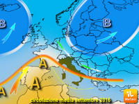 Meteo ITALIA ~ Settembre, l'AUTUNNO parte presto! Prime indicazioni, tra PIOGGE e riscosse anticicloniche