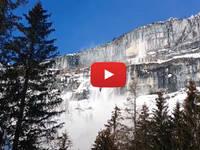 Meteo Cronaca DIRETTA VIDEO: BELLUNO, improvvisa VALANGA sul Monte CIVETTA Sorprende gli ESCURSIONISTI. Le Immagini