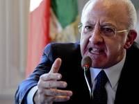 CORONAVIRUS: De Luca chiede al GOVERNO il LOCKDOWN totale, 'in CAMPANIA CHIUDIAMO tutto subito'.