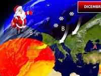 Meteo: DICEMBRE, rischiamo PIOGGE Record come a Novembre? Ecco la TENDENZA completa fino a NATALE e CAPODANNO