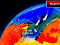 Meteo: DICEMBRE, ancora Super Piogge come a Novembre? Ecco la Tendenza completa fino a NATALE e CAPODANNO