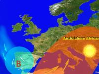 Meteo, Didattica, ecco perchè l'ITALIA è SEMPRE nel mirino dell'ANTICICLONE AFRICANO