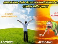 Meteo ITALIA / Quanto ne sai sull'alta pressione delle Azzorre e quella Africana?