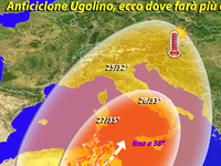 METEO - ecco tutto il CALDO AFRICANO di Ugolino! [VIDEO]