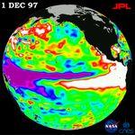 METEO: Inverno da record con El Niño scatenato, previsioni di NEVE, GELO e Burian [VIDEO]