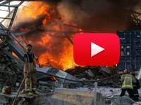 BEIRUT: DOPPIA ESPLOSIONE devasta la città, 100 MORTI e MIGLIAIA di FERITI. Ecco MOTIVI e SITUAZIONE, VIDEO