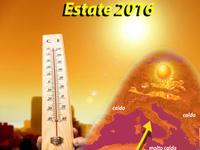 METEO, aggiornamento PREVISIONI Estate 2016: impazzirà il CALDO!