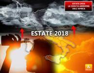 METEO: Estate 2018, la vera SVOLTA arriverà dall'Africa [TENDENZA]