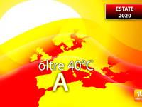 Meteo: ESTATE 2020, CALDO ECCEZIONALE con picchi oltre i 40°C e AFA alle stelle. Ecco gli ULTIMI AGGIORNAMENTI
