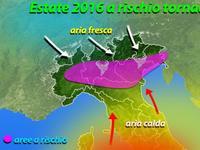 METEO / Tornado sempre più frequenti in Italia, vediamo perchè!
