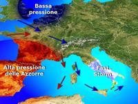 METEO | Italia nel segno di Fast-Storm, temporali sparsi su molte regioni [VIDEO]