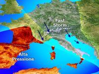 METEO / ultimi 2 giorni di FAST-STORM, temporali sparsi sull'Italia! [VIDEO]