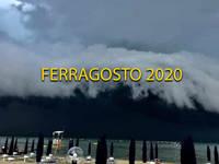 Meteo ITALIA: WEEKEND di FERRAGOSTO, tra FASTIDI ATLANTICI  e CALDO AFOSO. Ecco la TENDENZA AGGIORNATA