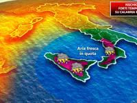 Meteo ITALIA: attenzione ai TEMPORALI, ecco dove [VIDEO]