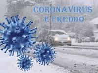Meteo: il FREDDO e la NEVE potrebbero FERMARE il COVID-19! Ecco perché e le PROSPETTIVE in Italia