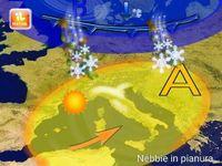 METEO ITALIA: settimana al GELO, torna la nebbia sulle pianure, poi Weekend pioggia e NEVE