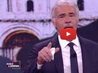 MASSIMO GILETTI: lieve MALORE in DIRETTA TV, ma continua a CONDURRE. Il VIDEO